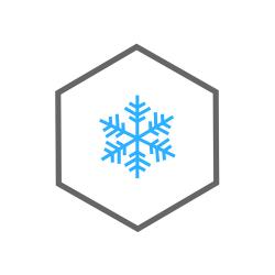 snowflake smaller